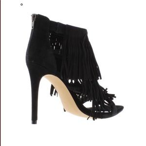 "Women Fringly Strappy heels ""Adorable"" & stylish"